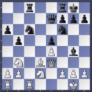 Queen's gambit accepted, the Furman variant